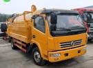 东风 园林绿化二手洒水车 5吨二手洒水车厂家价格3年5万公里2.1万