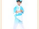 儿童表演服古装服舞蹈衣装男舞蹈衣装儿童书童舞蹈装演出服套装