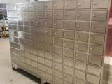 全國加厚更衣柜資料柜員工宿舍儲物柜拆裝工地食堂多門碗柜文件柜