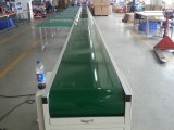 广州流水线 绿色防静电皮带流水线