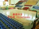 篮球馆双龙骨晕运动木地板生产厂家,全国负责安装