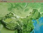 西藏实景沙盘卫星地形沙盘模型制作