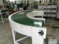 厂家定制物流分拣线流水线皮带输送带食品传送机传送带 防静电工作台