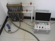 北辰地采暖清洗 换分水器 地暖管漏水查漏