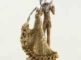 跳舞人物情侣人物摆件结婚礼品家居装饰创意人物摆件工艺摆件