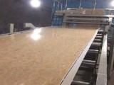 出售二手PVC护墙板生产线 UV集成墙板生产线 覆膜线