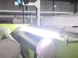 西安獲德PE纖維在線檢測系統,超高分子量聚乙烯纖維檢測系統