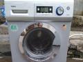 450元使用中海尔滚筒洗衣机,带自动加热功能,可送