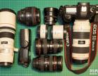 广州上门收售二手单反相机 镜头,摄像机等