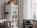 71m 现代简约风格公寓 很多设计元素都可以用在家里哦
