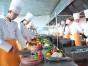 泊头学学三十多年老牌厨师学校-虎振厨师学校培训地点