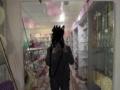 出售二手7成新饰品展示柜和中间那个超市货架