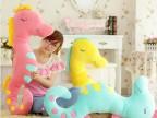 玩具批发 1.4米海马毛绒公仔 男朋友 睡觉抱枕午睡枕玩具娃娃