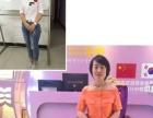 华梅化妆美甲造型学校作品分享