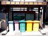 新视窗垃圾分类收集亭垃圾分类回收箱垃圾分类设备