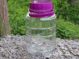 包邮10斤20斤无铅加厚带龙头泡酒玻璃瓶密封泡酒瓶罐葡萄酿酒坛子