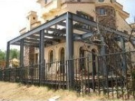大兴区复式楼工字钢槽钢做加层隔层别墅钢结构二层阁楼制作