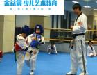 苏州新区少儿学跆拳道机构 邓蔚路金益晨才艺