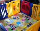 高级正品出口儿童游戏围栏宝宝安全围栏学步围栏婴儿爬行围栏护栏