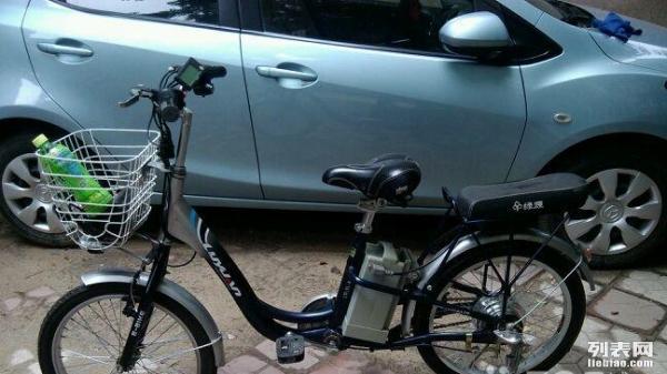 转让锂电电动自行车