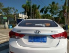 现代伊兰特 朗动2015款 1.6 自动 GLX 领先型 一手车