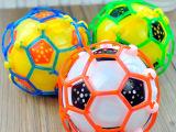 疯狂的电动跳舞足球会唱歌跳舞带绚丽灯光