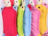 夏凉枕儿童枕头宝宝小洋人荞麦壳卡通枕头全纯棉婴幼儿定型枕健康