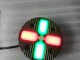 智能发光斑马线发光道钉红绿灯同步显示发光铸铁道钉