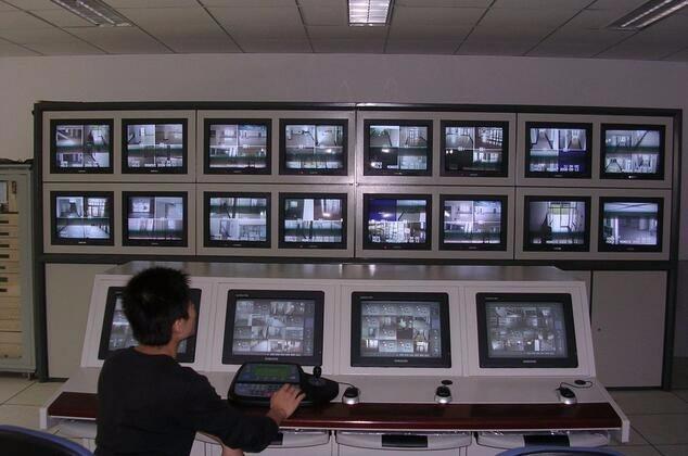 台州监控安装 手机远程 维护 调试 企业外包网络布线