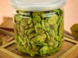海苔蚕豆 140g 易拉罐装食品 微信美
