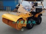 山东捷克黑龙江四轮扫雪车沙滩摩托扫雪车座驾清雪设备