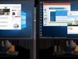 满足工程师一机双屏的云终端机解决方案NC RX300