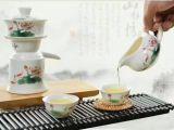 高级自动茶具
