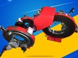 便携式切管机 洁净管切管机 天然气管道切管机