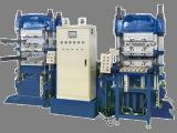 橡胶机械双工位立式液压平板硫化机