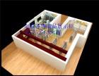 芜湖制作药店展示柜,药店药柜,药店设计制作,药店效果图