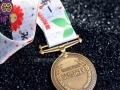 宣城活动庆典纪念品奖牌定制 荣誉表彰奖章批发生产
