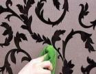 大连专业清洗壁纸 壁纸翻新养护 大连市区上门服务