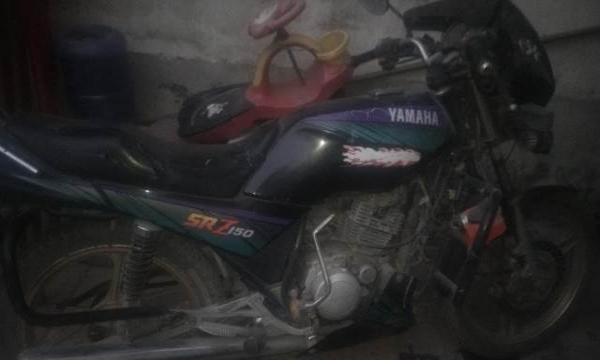 出售雅马哈150一台