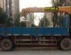 长期出租随车吊3~12吨(全市通行)