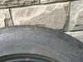 奥迪Q5专用米其林轮胎2个(八成新)无修补