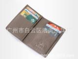 广州厂家定做时尚牛皮卡包多卡位真皮卡套批发大容量热卖卡包