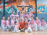西安零基础舞蹈维密塑形网红舞钢管舞中国舞拉丁等
