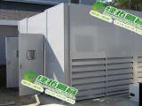 宁波中央空调机组噪声治理方案 外机静音处理方法 绿拓隔音