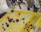金华百万海洋球充气堡体验出租多人游戏互动道具租赁