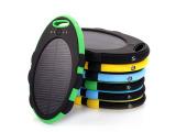 厂家直销 魔镜太阳能电源超大5000mah容量小巧方便易携带T-