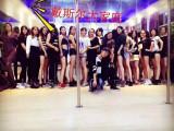 杭州专业做成人爵士舞教练