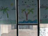 江西南昌卷簾遮陽手拉窗簾升降衛生間廚房廁所窗戶遮擋遮光防曬