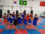 顺义散打培训班跆拳道培训长期招生