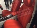 汕头实体工厂 定制汽车座椅包真皮 内饰升级改装